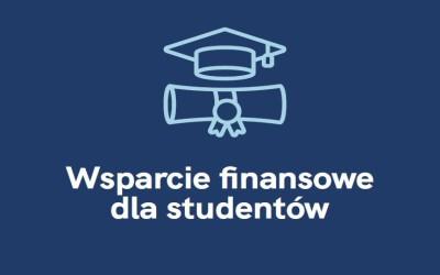 Odnośnik do Informator Ministerstwa Edukacji i Nauki nt. wsparcia finansowego