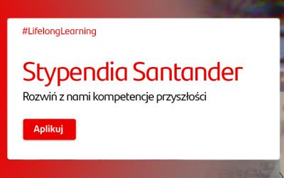 Odnośnik do Nowe Stypendia Santander #LifeLongLearning