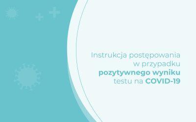 Odnośnik do Instrukcja dla studentów i doktorantów dot. COVID-19