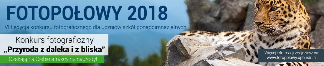 Konkurs Fotopołowy 2018