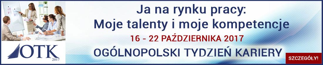 Ogólnopolski Tydzień Kariery 2017