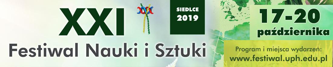 XXI Festiwal Nauki i Sztuki
