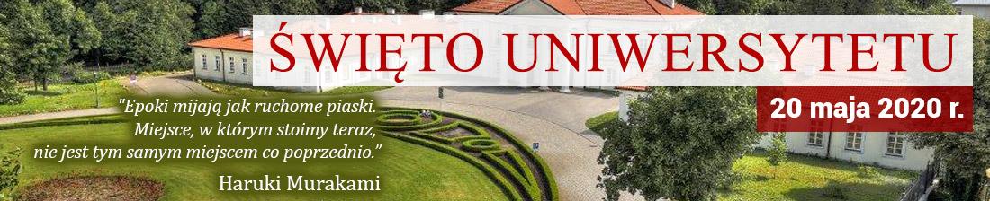 Święto Uniwersytetu Przyrodniczo-Humanistycznego w Siedlcach